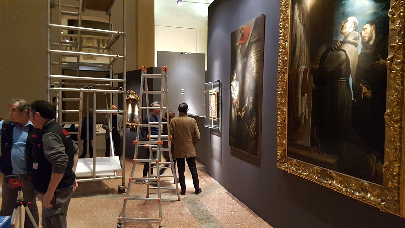 In anteprima le opere in mostra a piacenza arrivate a for Piacenza mostra guercino