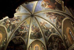 """Nuova visita alla cupola del Guercino con la rubrica """"Meraviglie della Cattedrale"""""""