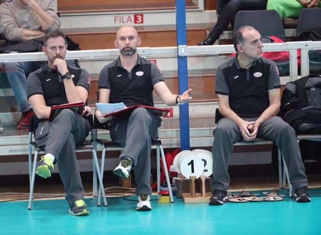 Play off quinto posto: l'Lpr Volley piega Latina in rimonta