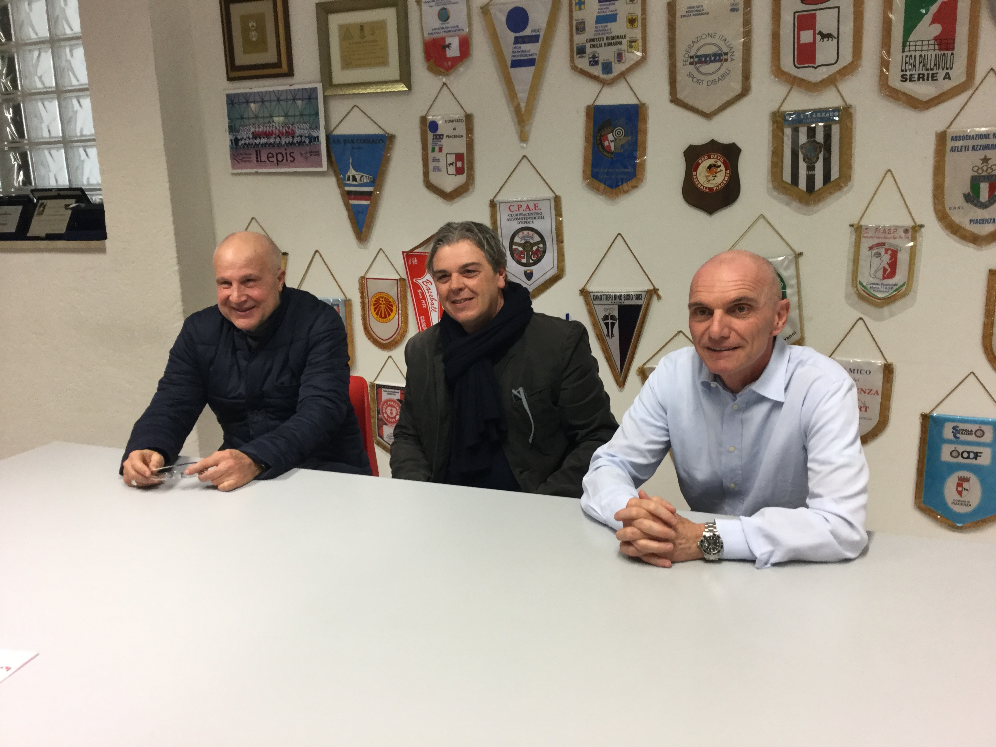 Stadio, sul tavolo le proposte del Piacenza calcio. Incontro con il Comune
