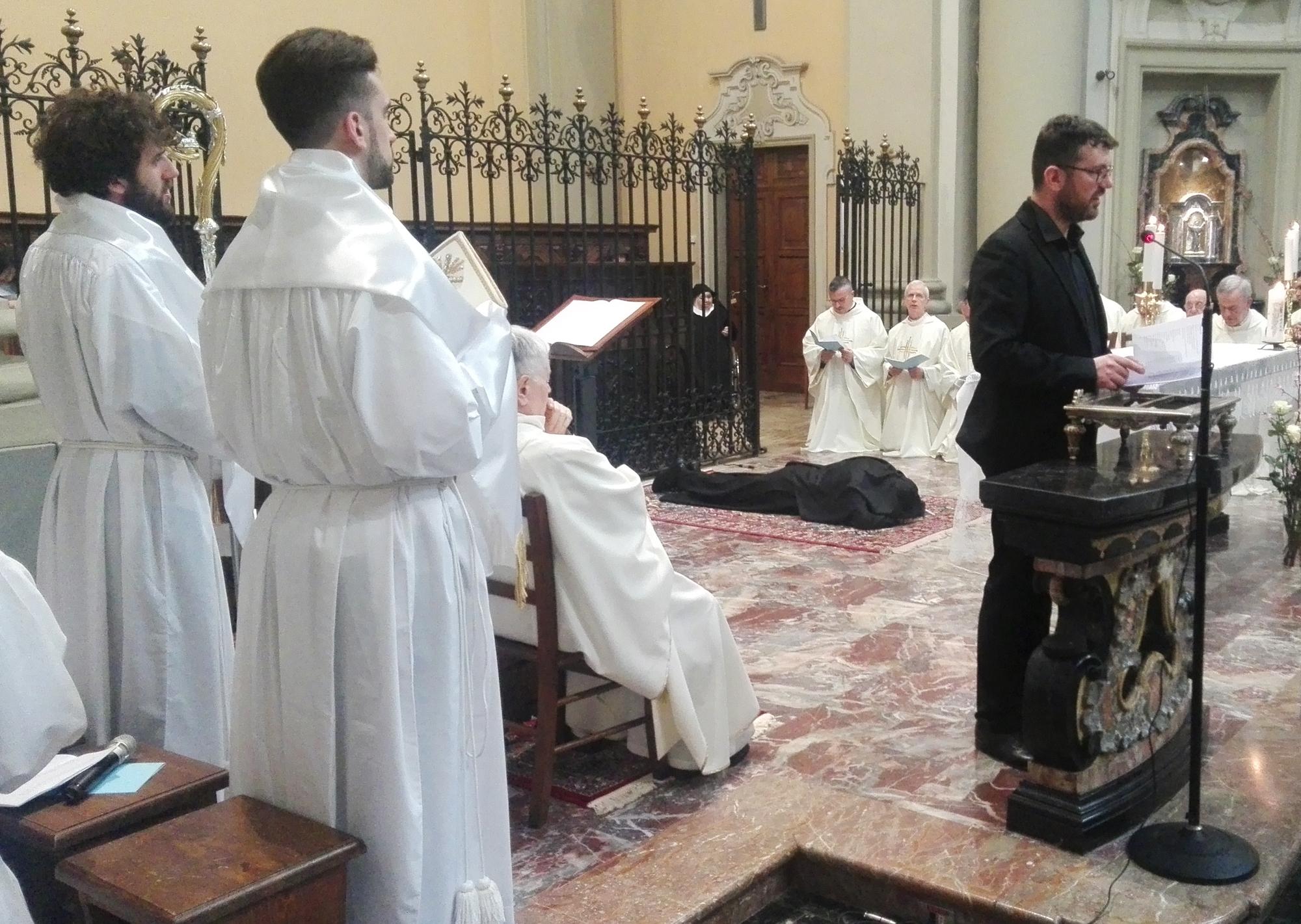 Madre Maria Emmanuel Corradini nuova abbadessa del monastero di San Raimondo