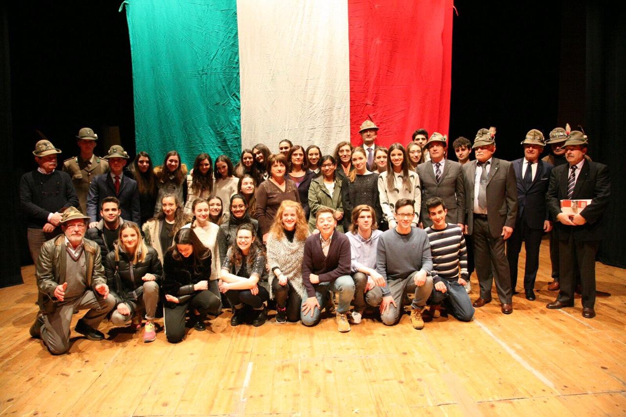 Ricerca sul monumento ai Caduti: liceo scientifico Mattei primo in Regione