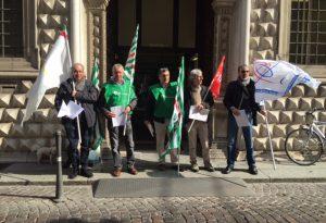 Poste, i sindacati protestano contro l'ipotesi di privatizzazione