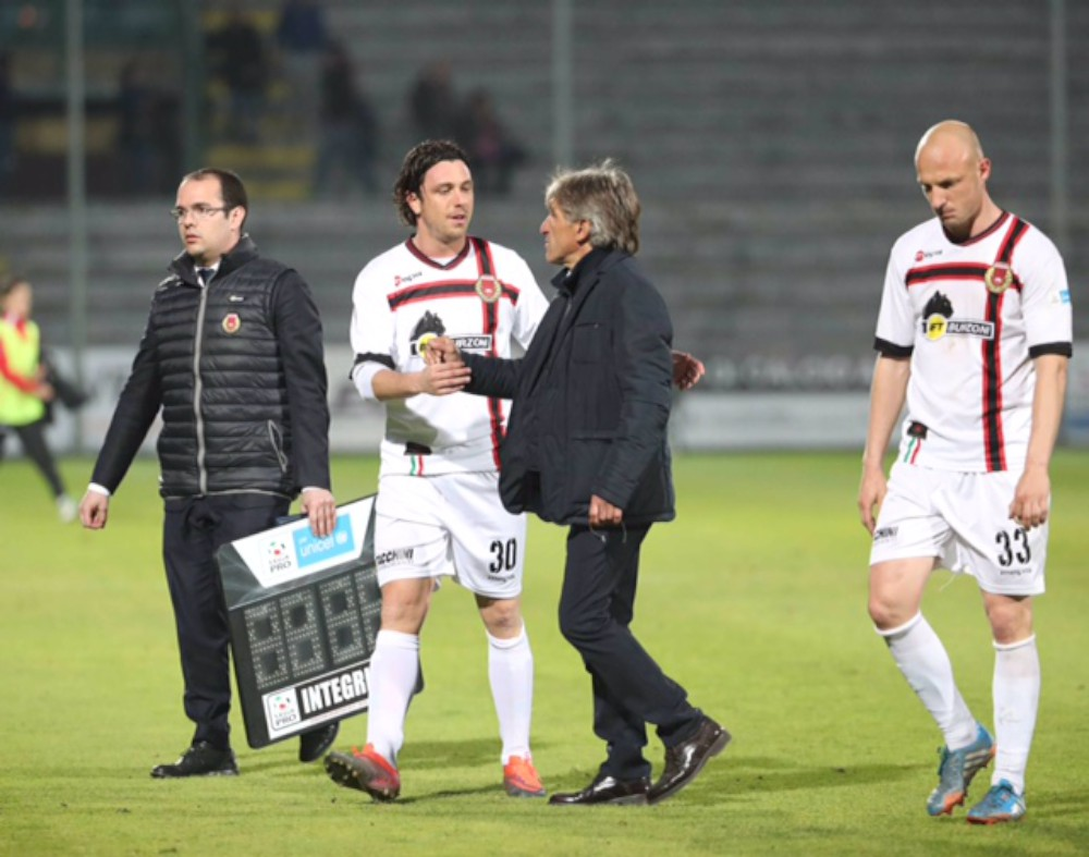 Lucchese &#8211; Pro Piacenza 1-0<br> LE FOTO