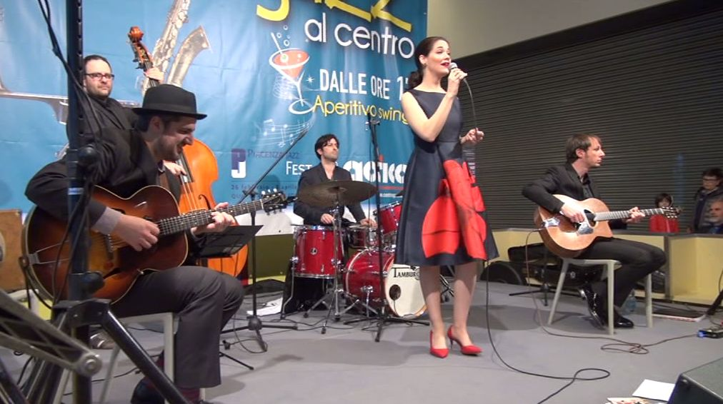 Jazz Fest: applausi per lo swing firmato Hetty Kate with The Candymen