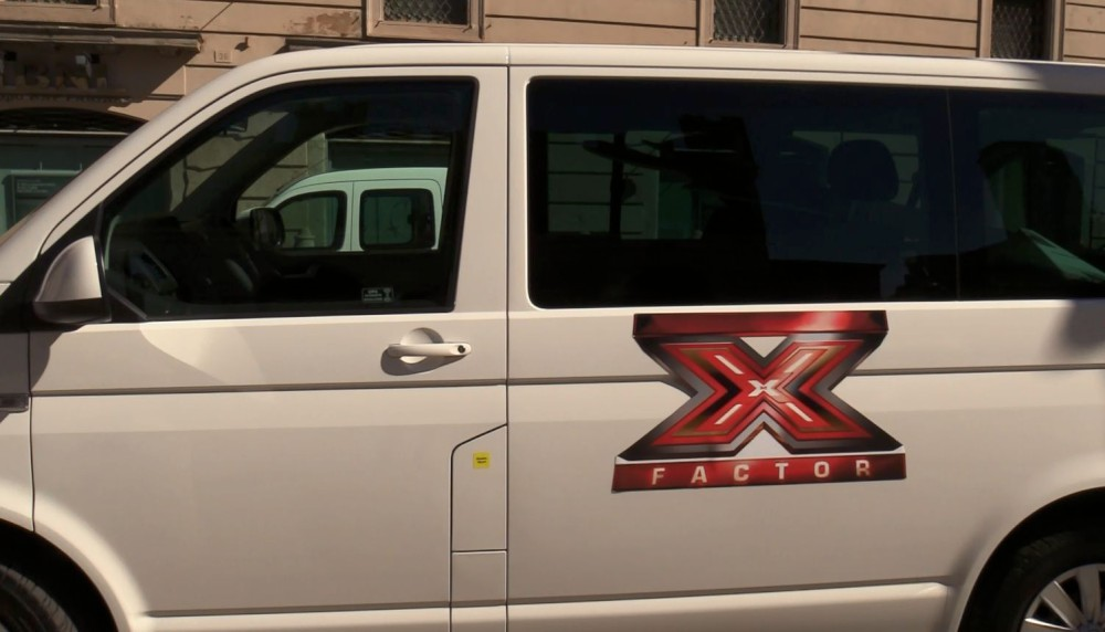 In piazza Cavalli i casting di X Factor: pochi i partecipanti