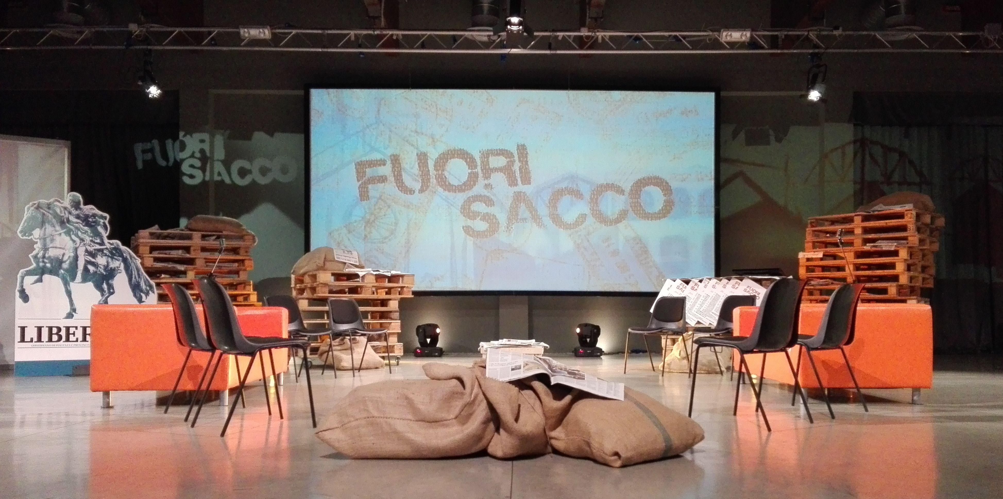 Le proposte di Ponzini e Pugni presentate a Fuori Sacco