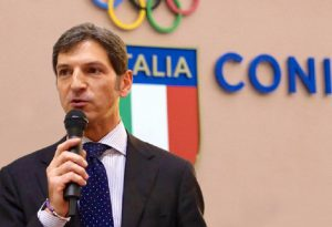 """Robert Gionelli confermato al timone del Coni piacentino: """"Sono onorato"""""""