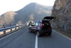 Due motociclisti si scontrano tra Marsaglia e Ottone. Uno è grave, arriva l'elisoccorso