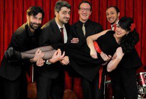"""Piacenza di no(t)te: """"Sugarpie&The Candymen"""" preparano il disco per l'Umbria Jazz"""