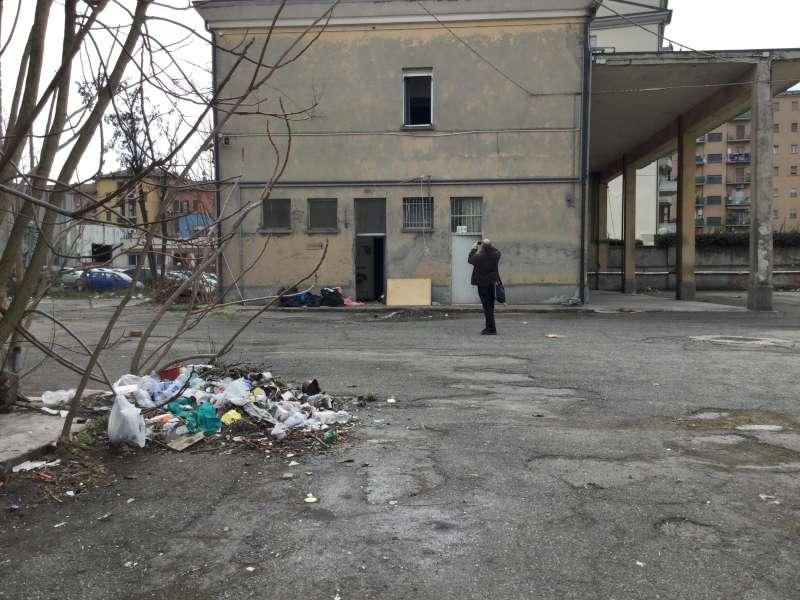 Ecco il piano antidegrado: pulizia, demolizioni e deposito Seta