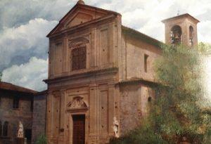 """Grazzano Visconti, la chiesa va ristrutturata. Il parroco:""""Servono fondi"""""""