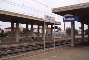 Scippano una giovane sul treno a Cadeo, denunciati un 15enne e un 19enne