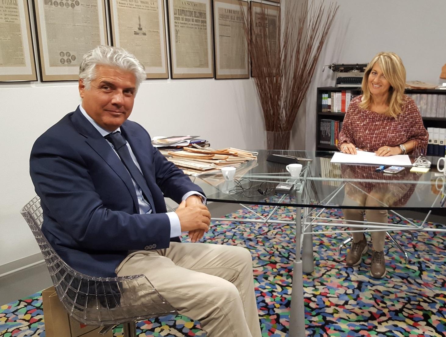 """A Nel Mirino, Musetti apre l'album di famiglia: """"Noi facciamo ricerca di qualità"""""""