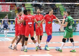 Lpr Volley, con Monza serve un set per carburare: finale con Ravenna