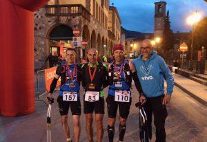 Da Pontremoli a Bobbio in tredici ore: Di Giacomo polverizza il record della Abbots Way