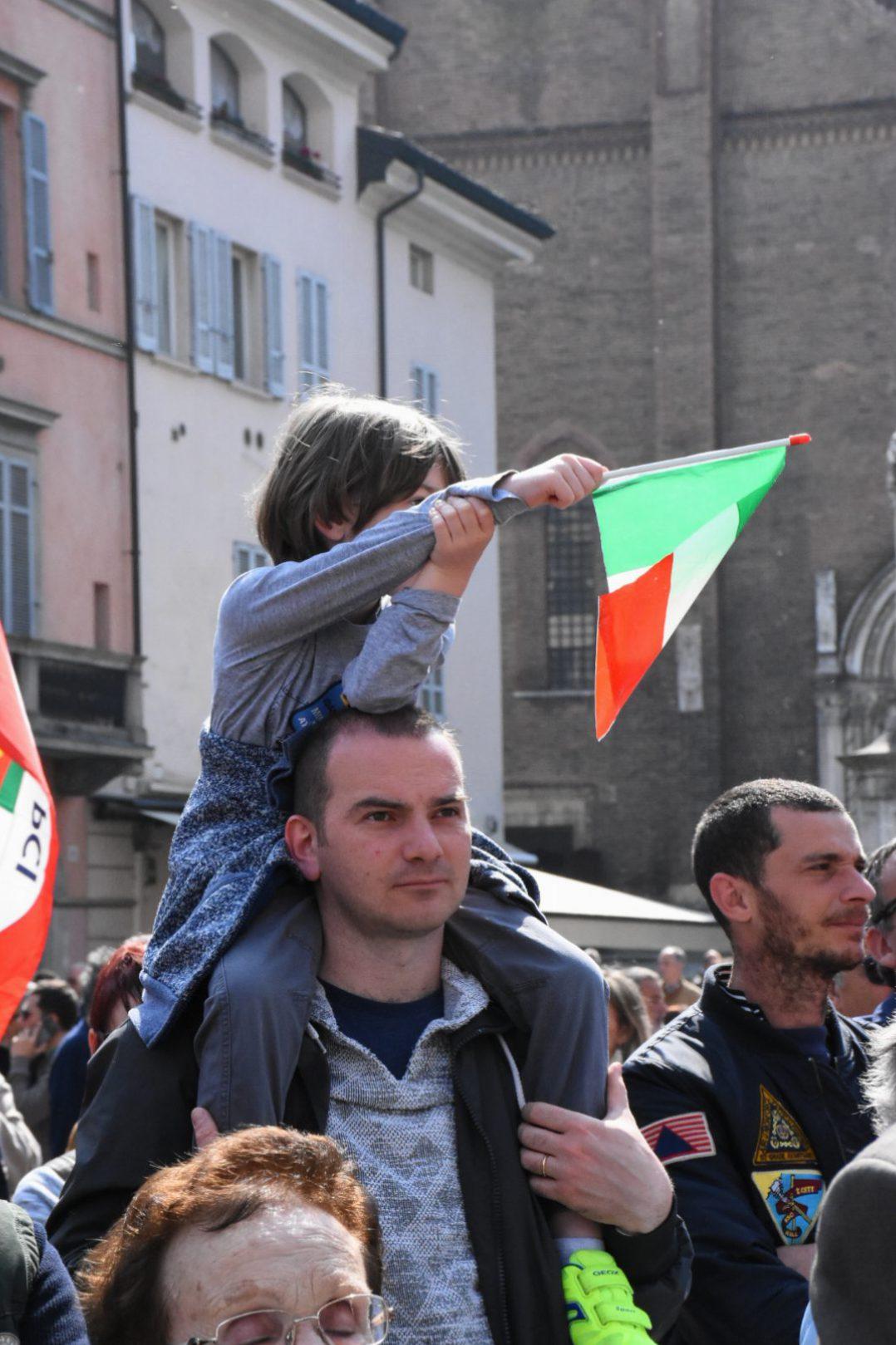 """""""Festa della Liberazione, secondo Risorgimento"""". PROGRAMMA E FOTO"""