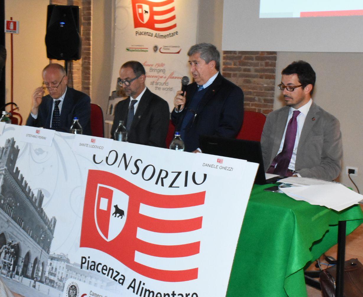 Piacenza Alimentare, fatturato in aumento dell'11,8% negli ultimi tre anni
