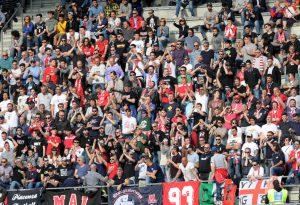 Il giudice sportivo grazia il Piacenza: niente multa dopo i cori di stampo razzista
