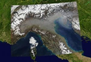 Accordo storico tra 4 regioni per combattere lo smog in pianura padana