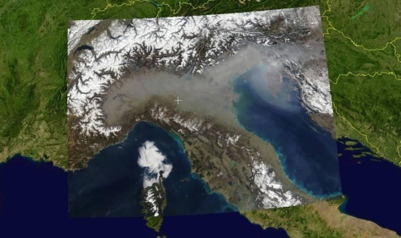 Piano anti-smog al Nord, stop ai diesel Euro 3 in 4 regioni