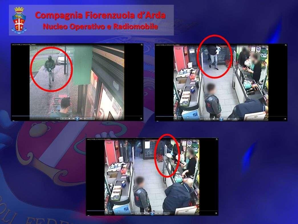 Arrestati dopo la rapina a Pontenure, autori di altri 11 colpi nel nord Italia