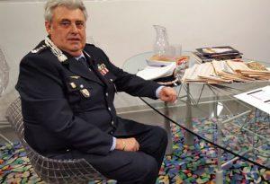 """Il comandante Vergante: """"Più agenti in strada e io sto con loro in prima linea"""""""