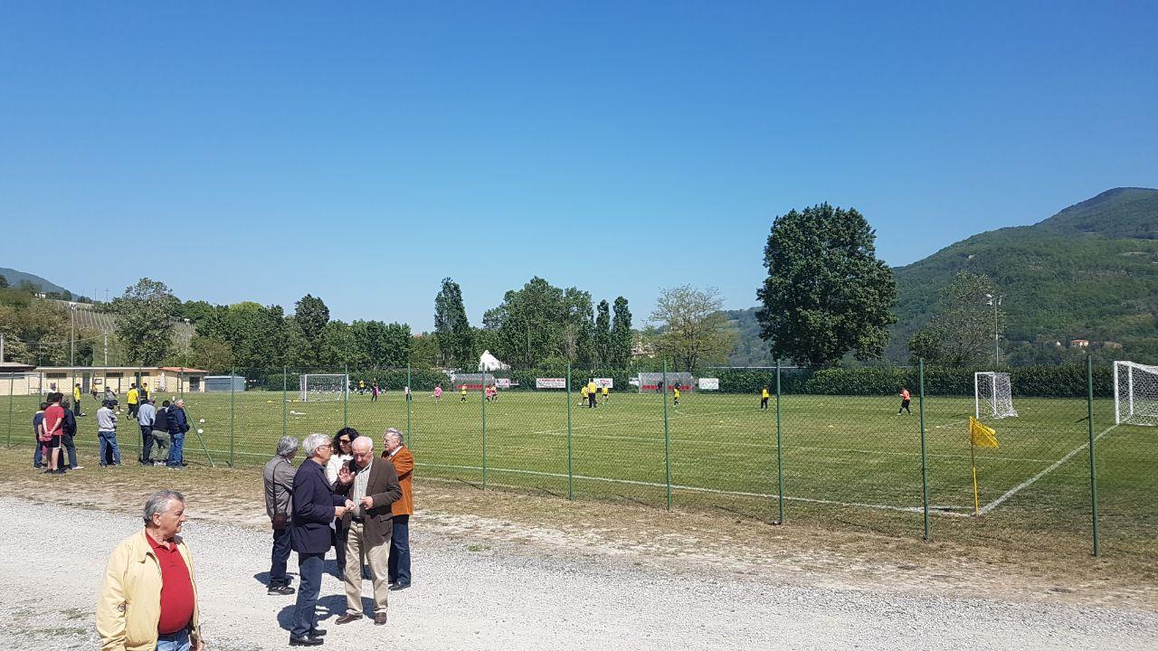 Travo, rinasce il centro sportivo dopo l'alluvione del 2015. In arrivo la banda larga
