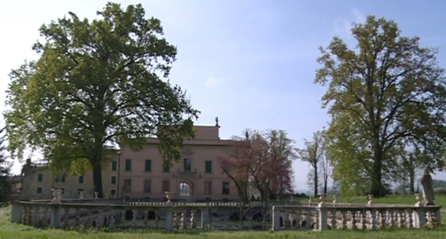 """""""Un luogo di arte e storia"""": il fascino di Villa Caramello nel Tgl Più"""