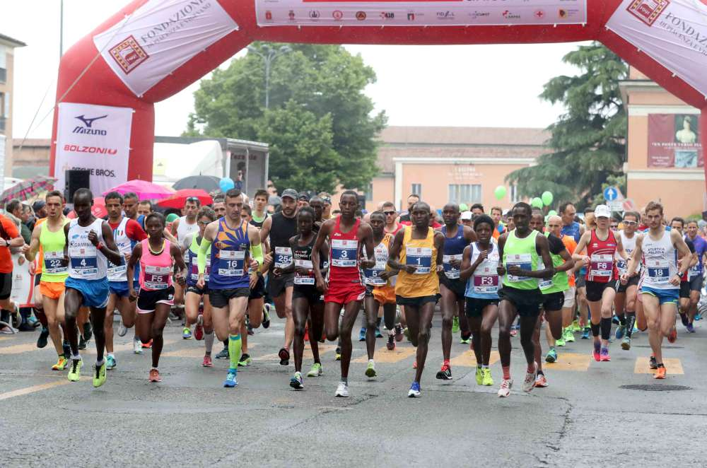Il racconto della mezza maratona a Fuori Sacco Express