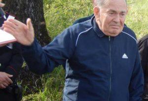 Lutto nel ciclismo: <br>si è spento il Cavaliere Franco Zeppi