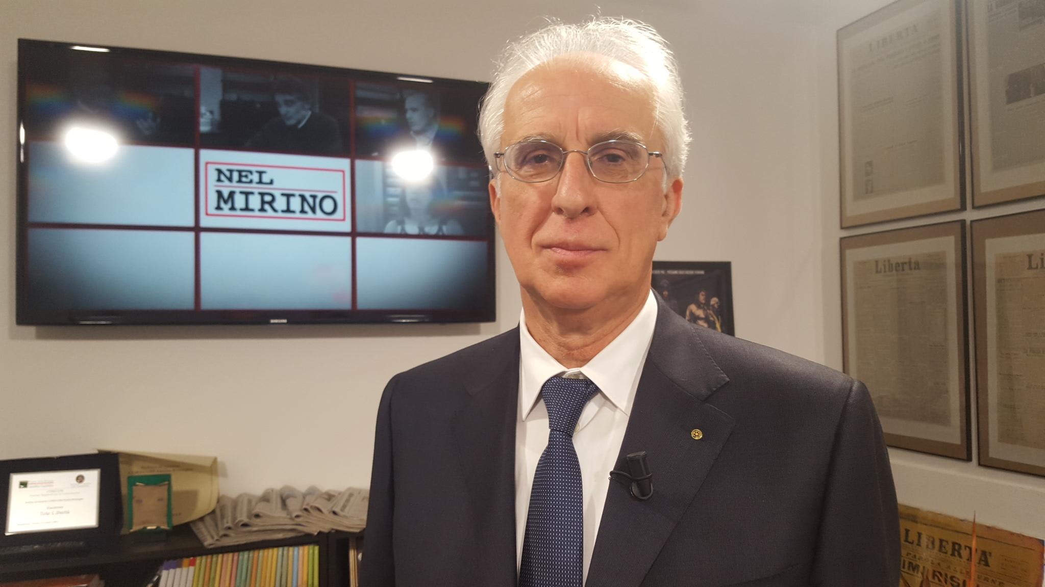 """""""Vivere in salute"""", Fabio Fornari a Nel Mirino"""