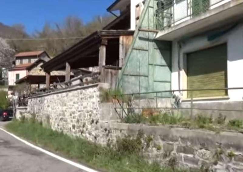 Gambaro, danneggiata la struttura per i profughi. Indagano i carabinieri