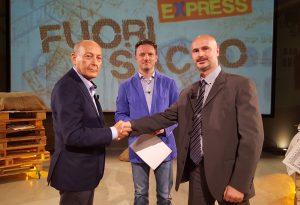 La sfida elettorale entra nel vivo a Villanova: Freddi e Pisaroni protagonisti a Fuori Sacco Express
