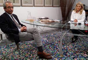 """Alberto Martini a Nel Mirino: """"Ricerca fondamentale per le malattie pediatriche"""""""