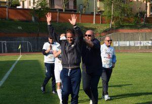 Mister Mantelli resiste alle lusinghe del Lentigione: sarà ancora l'allenatore del Carpaneto