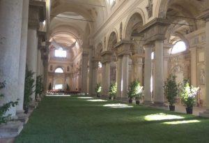 Un giardino in Sant'Agostino: le immagini in anteprima dell'insolita area verde. VIDEO