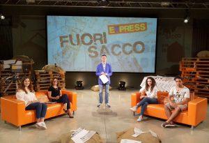 Fuori Sacco Express chiude la seconda stagione: giovani protagonisti
