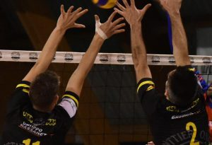 Volley, l'Ongina rinuncia alla A2. Diritti ceduti a Taviano