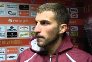 Piacenza Calcio, novità per la corsia mancina: dall'Arezzo arriva Edoardo Masciangelo