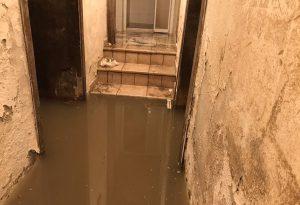 Acqua in case e ditte: tornano paura e rabbia a Roncaglia LE FOTO