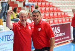 Claudio Coppeta ritorna ad allenare la Bakery Piacenza