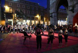 Spettacolo in piazza Cavalli per i 90 anni: 400 nuovi iscritti