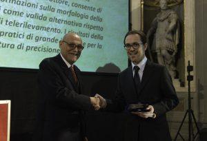 Il sensore che migliora la vite, premio nazionale al piacentino Matteo Gatti