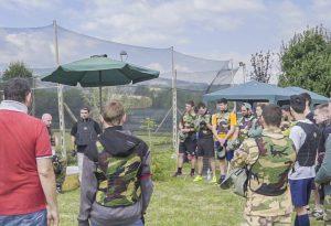 Paintball, già in 2mila sul campo a Rivergaro: Piacenza avrà una squadra