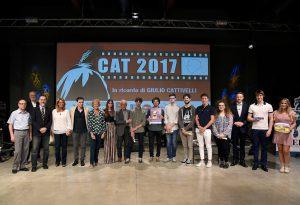"""""""Premio Cat"""", gran finale allo Spazio Rotative. Due premi firmati Libertà"""