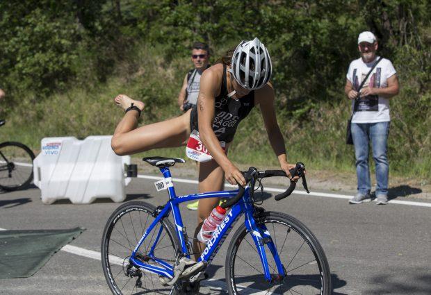 La splendida gallery fotografica con le immagini del Triathlon dell'Alta Valtidone