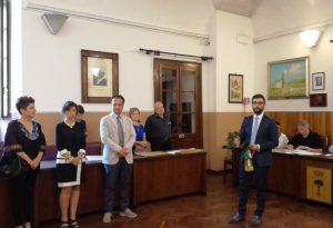 I nuovi consigli di Bettola, Carpaneto, Monticelli e Villanova