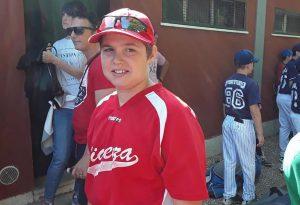 Un baby piacentino tra le promesse del baseball: Andrea Albasi sogna l'Europeo