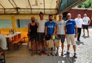 Correre in Libertà: vittoria in solitaria per Gaspari e Miglioli